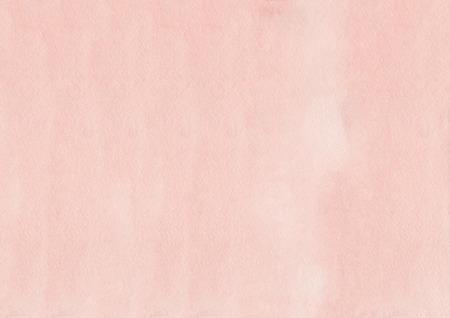 Résumé Main Aquarelle Peinte Fond Texture Rose Daquarelle Palette