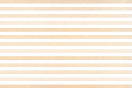 Watercolor beige striped background. Beige gradient pattern. Standard-Bild