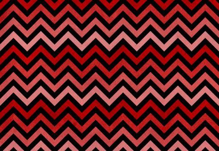 dark red: Watercolor dark red stripes pattern on black background, chevron. Red gradient pattern