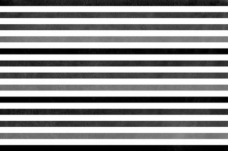 striped background: Watercolor black striped background. Black gradient pattern.