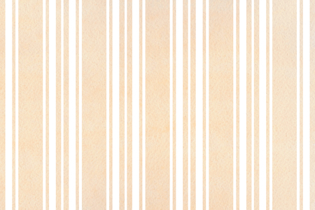 buff: Watercolor beige striped background. Watercolor geometric pattern.