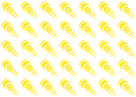 Abstract simple yellow and white background. Yellow pattern. Stock Photo