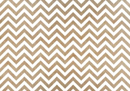 Watercolor khaki stripes background, chevron. Watercolor geometric pattern