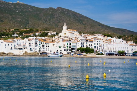 The Village of Cadaques in Costa Brava, Girona (Spain) photo