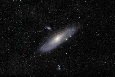 Great galaxy of Andromeda Stock Photo - 7948296