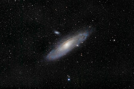andromeda: Great galaxy of Andromeda