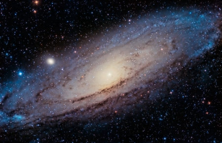 andromeda: The Great Andromeda Galaxy