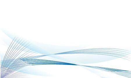 Blue Vector Hintergrund