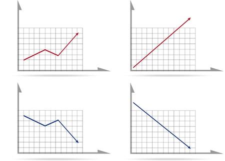 broken down: Charts Illustration