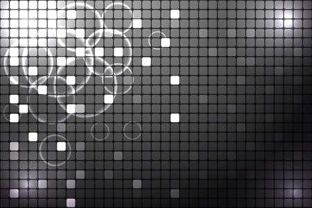 Net disco background Vector