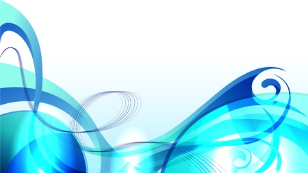 overflow: Beautiful abstract background