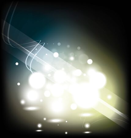 flashes: abstract background with bright flashes of light
