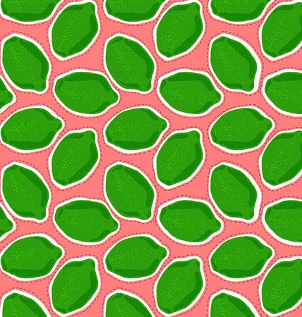 lime green: pattern of lime green on a pink background