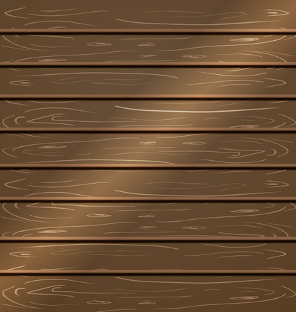glare: vector texture of wooden boards with glare light