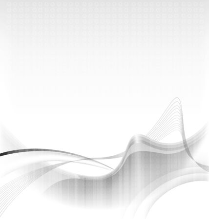 distort: abstract gray background with a beautiful light effect Illustration