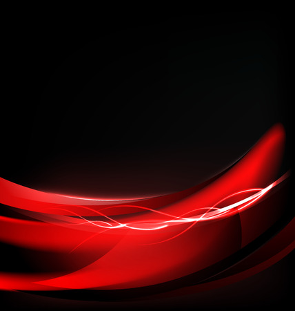 luminescence: abstract background luminescence wave with light effects