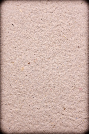 handmade paper texture detail for copy space Stock Photo - 11512837