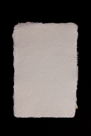 handmade paper texture detail for copy space Stock Photo - 11512812