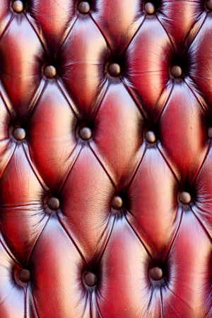 Leather chair texture