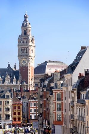 belfry: Lille