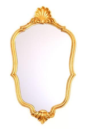 spiegelbeeld: Spiegel Stockfoto