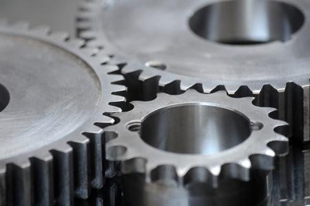 clock gears: Gearings