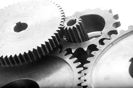 Getriebe Standard-Bild