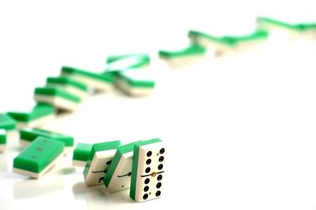 Domino photo