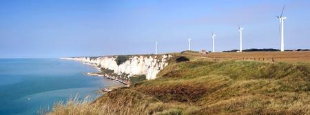 Windturbines Stock Photo