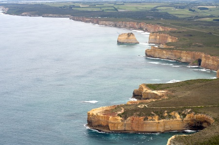 On the Great Ocean Road - Australia photo