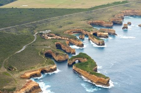 Auf der Great Ocean Road - Australien