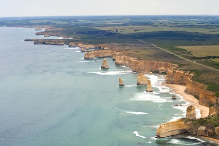 12 Apostles On the Great Ocean Road - Australia photo
