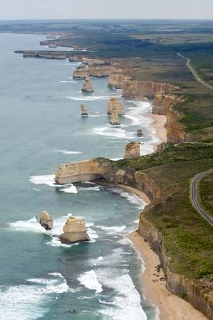 12 Apostles On the Great Ocean Road - Australia