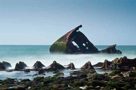 Boat Wreck photo
