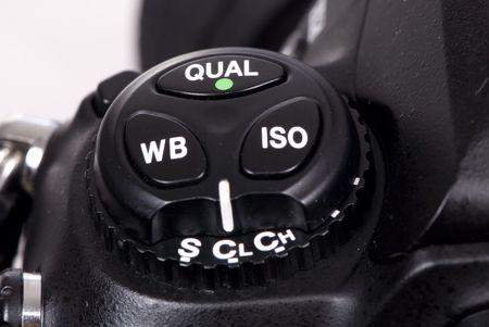 ... 写真の 3 つの重要なものの品質、ホワイト バランスや ISO