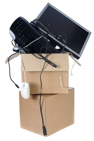 relocation: Downsizing to a smaller office? Not enough room.