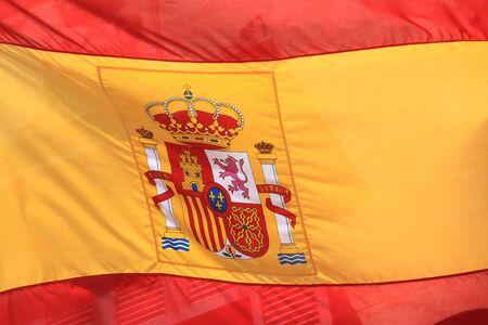 bandera de el salvador: Bandera spaish