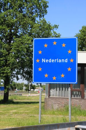 hoorn: Netherland Stock Photo