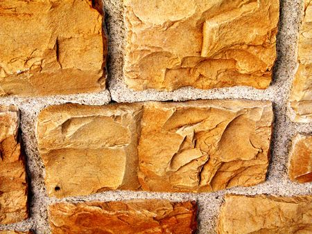 Natural stone wall as background Stock Photo - 4743337