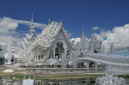 Wat Rong Khun Stock Photo - 12223881
