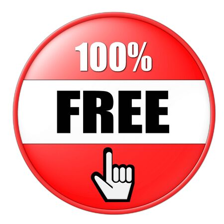 onlineshop: 100% free shipping button