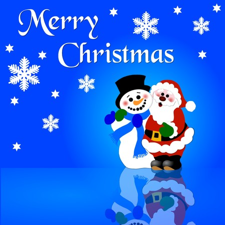 merry christmas background 1 photo