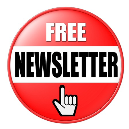 onlineshop: free newsletter button