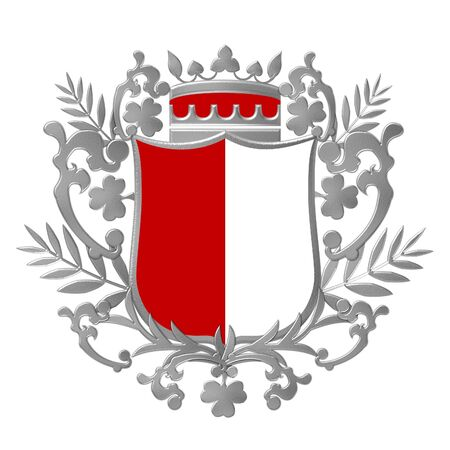 escudo de armas: Escudo her�ldico