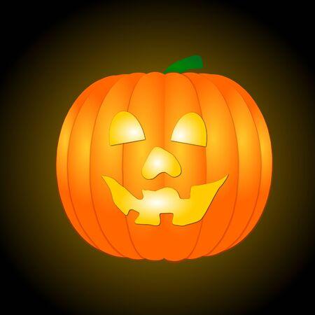 bordering: halloween pumpkin 1