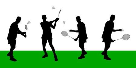 badminton player 2