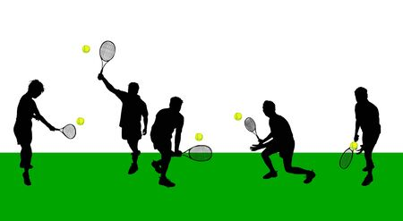tennis player 1 photo