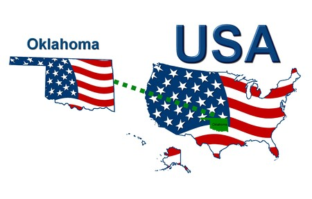 oklahoma: USA - Oklahoma