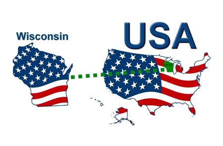 wisconsin: USA - Wisconsin