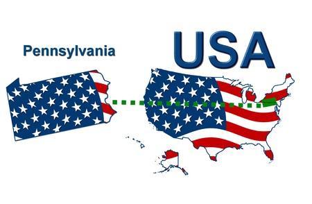 pennsylvania: USA - Pennsylvania
